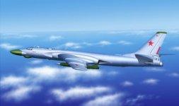 Trumpeter Tu-16k-10 Badger C 1:144