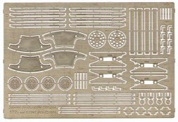 ACE Soviet Helicopter Hinges 1:72
