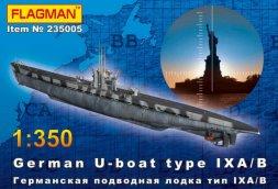 Flagman Typ IXA/B 1:350