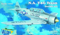 T-6G Texan - Double set P.2 1:144