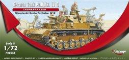 Pz.Kpfw.IV ausf.D - Tropenpanzer 1:72