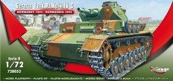 Pz.Kpfw.IV ausf.C - Normandy 1944 1:72