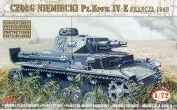 Pz.Kpfw.IV ausf.E -  France 1940 1:72
