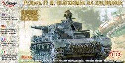 Pz.Kpfw.IV Ausf.D Blitzkrieg im Westen 1:72