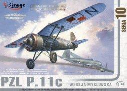 PZK P.11c Polish Air Force 1:48