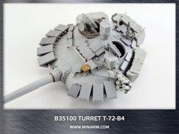 T-72B4 Mod. 2014 turret 1:35
