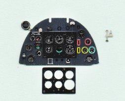 Yahu Spitfire Mk.II für Revell - JustStick 1:32