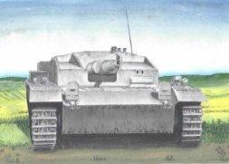 Attack Hobby kits StuG III Ausf. E 1:72