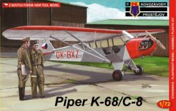 Piper K-68/C-8 1:72
