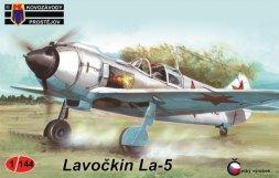 KP Lavochkin La-5 1:144