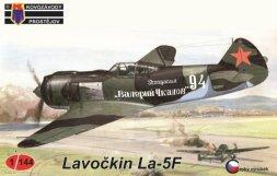 KP Lavochkin La-5F Soviet VVS 1:144