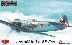 KP Lavochkin La-5F Soviet Aces 1:144
