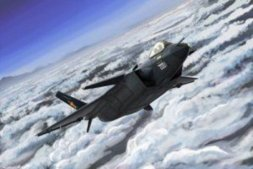 Trumpeter J-20 Mighty Dragon 1:144