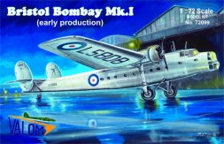 Bristol Bombay Mk.I (early production) 1:72