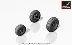 AERO L-39 Albatros wheels 1:72