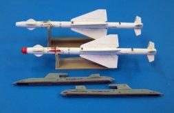R-23T / AA-7B Apex + APU-23 1:48