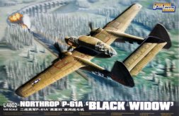 Great Wall Hobby P-61A Black Widow 1:48