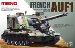 Meng AMX-30 AuF1 155-mm Panzerhaubitze 1:35