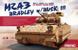Meng M2A3 Bradley w/BUSK III 1:35