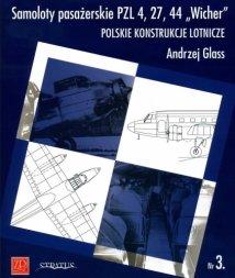 ZP Nr.3 - Samoloty pasazerskie PZL 4, 27, 44 Wicher