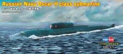 Hobby Boss Kursk - Russian Navy Oscar II Class Submarine 1:700
