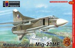 MiG-23MF Flogger 1:72