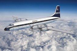 Bristol 175 Britannia - BOAC 1:144