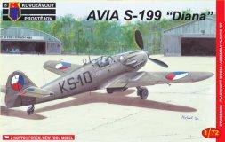 AVIA S-199 Diana 1:72