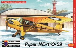Piper NE-1/O-59 Military version 1:72