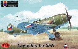 KP Lavochkin La-5FN 1:144