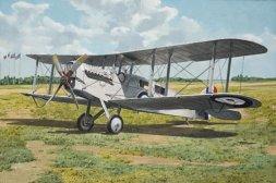 Roden De Havilland Dh4a (passenger) 1:48