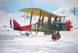Roden De Havilland DH4 1:48