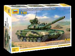 T-90 Russian MBT 1:72