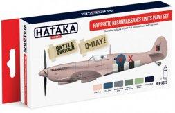 Hataka Hobby RAF Photo Reconnaissance Units paint set