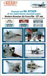 Russian Modern Air Force - Su-27SM