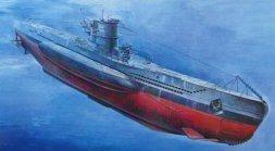 AFV-Club U-Boat Type VIIB 1:350