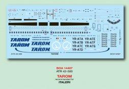 ATR-42-500 - Tarom 1:144