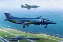 Yak-38/ Yak-38M Forger A 1:48