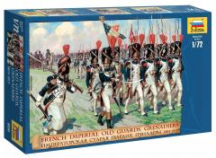 Zvezda French Emperors 1805-1815 1:72