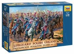 Zvezda Lifeguard Polish Uhlans 1809-1815 1:72