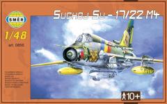 Su-17/22M4 Fitter 1:48