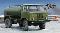 GAZ-66 Oil Tanker 1:35