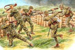 Master Box Hand-to-hand combat, Tarawa, 1943 1:35