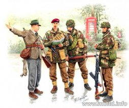 Master Box British Paratroopers, Operation Market Garden 1944 1: