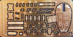 NH Detail D.H.106 Comet 4B Detail Set für AModel 1:144