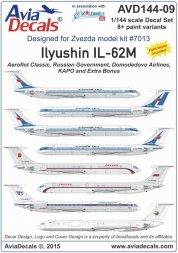 Ilyushin IL-62M 1:144