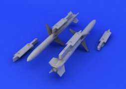 Eduard Brassin AGM-88 HARM 1:72