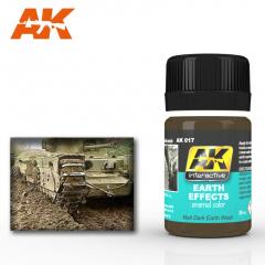 AK Interactive AK017 - Earth Effects - 35ml