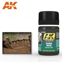 AK Interactive AK023 - Drak Mud Effect - 35ml