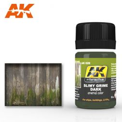 AK Interactive AK026 - Slimy Grime Dark - 35ml